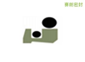 尘封-PT2防尘圈-双O圈组合防尘圈