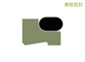 尘封-2型特康埃落特防尘圈-GSZL组合防尘圈-马鞍型防尘圈